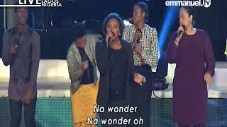 LIVE CELEBRATING JESUS WITH SONGS AND REJOICING FROM SCOAN SUNDAY SERVICE  08/07/2018