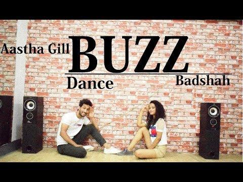 Buzz Aastha Gill Badshah Dance Choreography | Parvesh Singh