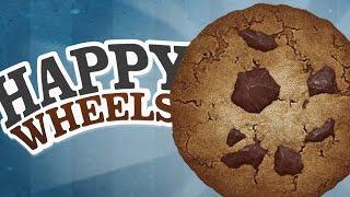COOKIE CLICKER! - Happy Wheels #28