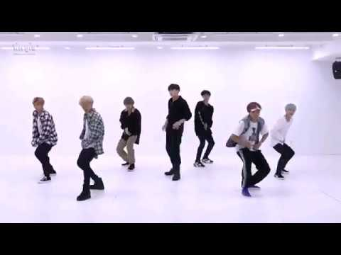 Marshmello - Light It Up Feat. Tyga & Chris Brown Dance By BTS (NOT CLICKBAIT)
