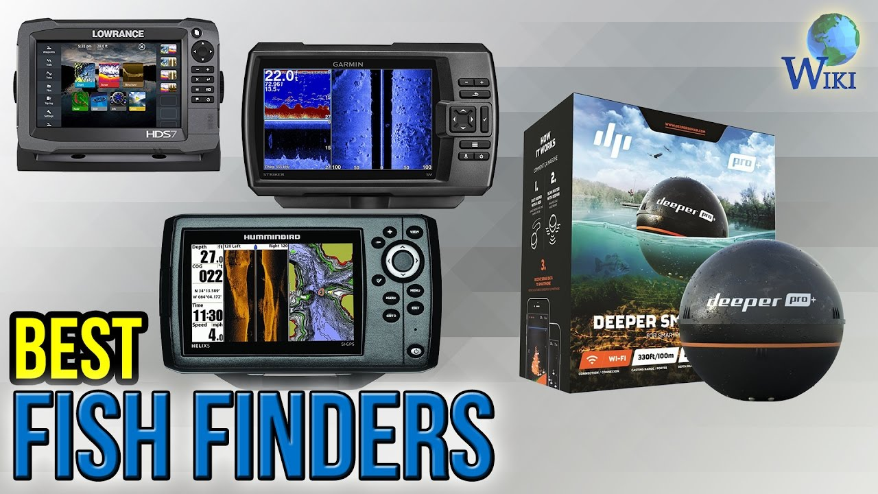 10 best fish finders 2017 youtube