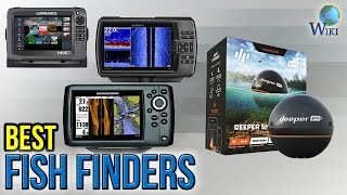10 Best Fish Finders 2017