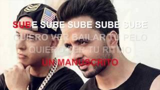 Luis Fonsi Ft  Daddy Yankee - Despacito - Karaoke con testo