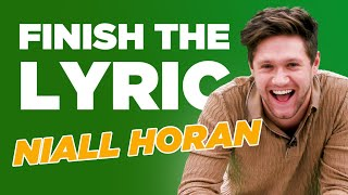 Niall Horan Covers Miley Cyrus, Shawn Mendes & More | Finish The Lyric | Capital