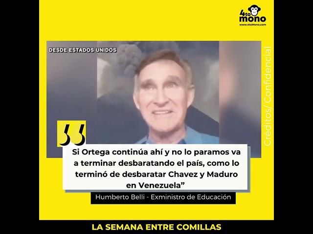 El panorama con Ortega es negro