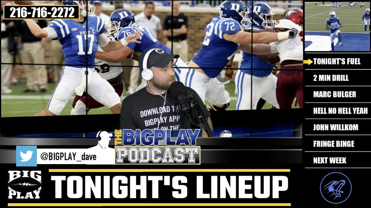new arrival d3dd3 ac182 The BIGPLAY Podcast packed a show with Houston Texan Buddy Howell and  personality Adam Clanton!