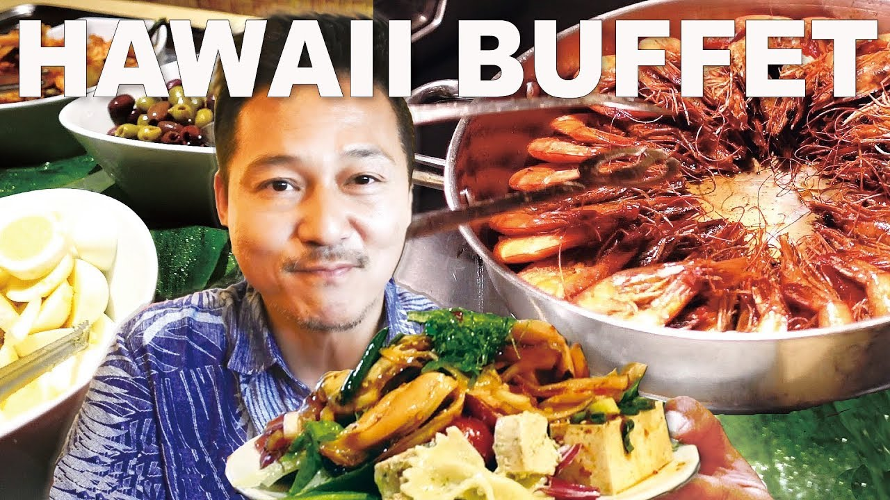 BEST BUFFET IN HAWAII-All You Can Eat #1