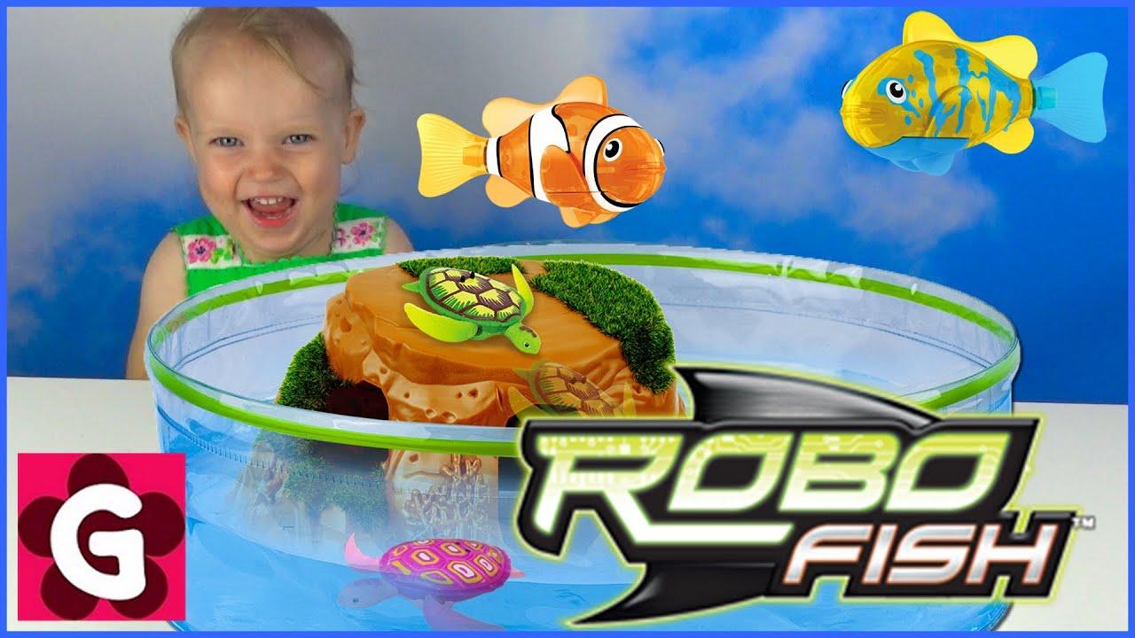 Aquarium robo fish tropical little live pets turtle robo for Moai fish tank cleaner
