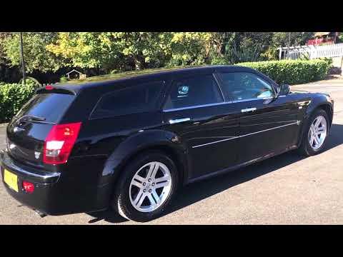 Chrysler 300C 3.0 CRD V6 LUX Estate 5 Door £5495.