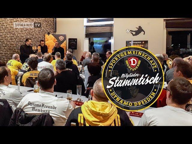 Mitgliederstammtisch in Hamburg