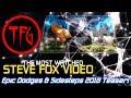 鉄拳 TEKKEN - Steve Fox Epic Dodges & Sidesteps 2018 Teaser!