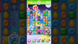 Candy crush jelly saga level 659(NO BOOSTER)