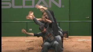 MLB Bullpen Bloopers