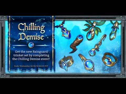 KINGS ROAD #91 - NEW EVENT! CHILLING DEMISE!