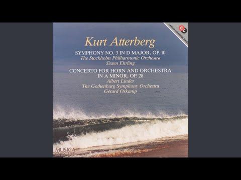 Horn Concerto In A Major, Op. 28: I. Allegro Pathetico