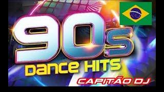 EURODANCE DANCE 90 - 5 HORAS DIRETO SUPER SET 3 - CAPITÃO DEEJAY