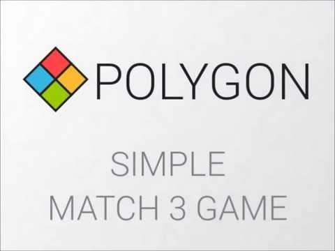 polygon tetris meets match 3 - Tetris Planken