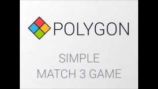 Polygon - Tetris meets Match 3