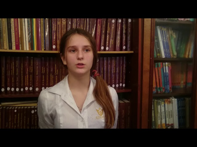 Изображение предпросмотра прочтения – ВалентинаКиселёва читает произведение «Книги в красном переплете» М.И.Цветаевой