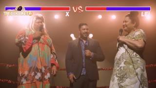 Rumble in the Jandal - Aunty Tala vs Lei