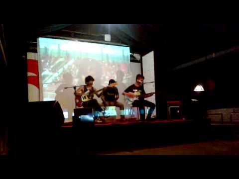 Over Distortion - Sleman Belongs To Me (Acoustic)