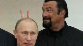 Почему Стивен Сигал поддержал аннексию Крыма...