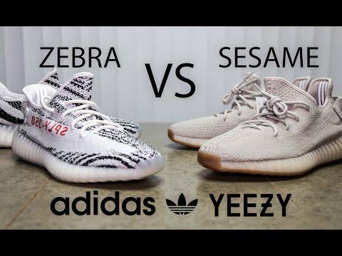 face yeezy zebra schuhe
