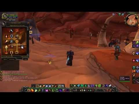 Warlock Destruction DPS Test 3.3