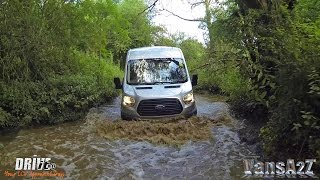 DRIVEit 2015 - Ford Transit AWD Off-Road