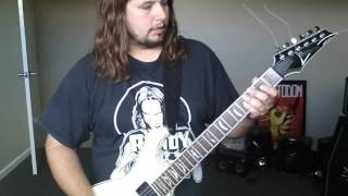 Rob Zombie - Get Your Boots On! That's The End Of Rock And Roll (Guitar Lesson)