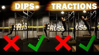 Tractions & Dips : L