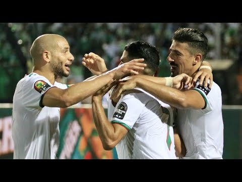 Late Mahrez winner sends Algeria into Africa Cup of Nations final