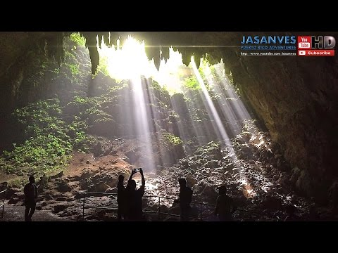 Third Largest Underground Cave System in the World -  Cavernas Rio Camuy, Puerto Rico