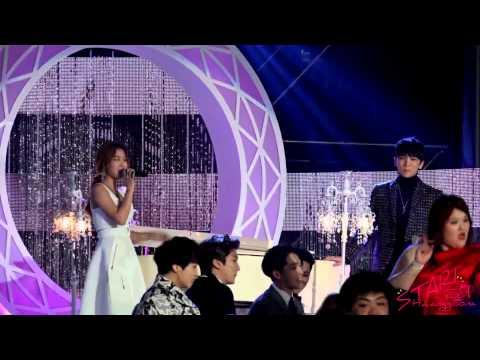 """2014.11.13 """"MelOn Music Awards""""  #소유x정기고 - 썸(SOME)"""