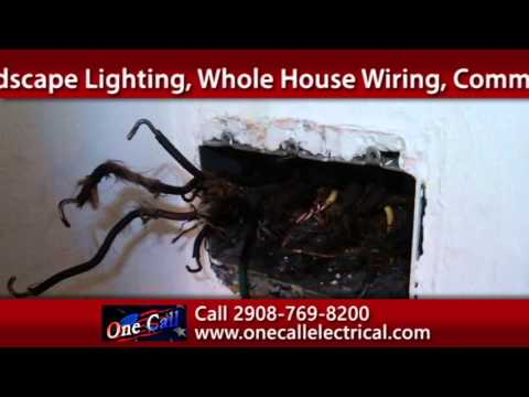 Electrician Garwood, NJ | One Call Electrical, Heating & Cooling Service