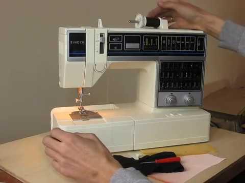 Singer Symphonie 40 Model 40 Nähmaschine Sewing Machine Швейная Inspiration Singer 6268 Sewing Machine For Sale