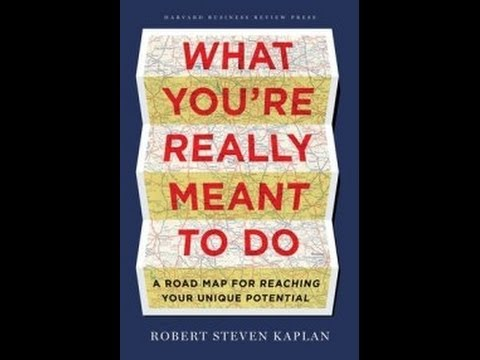 Kauffman FastTrac Entrepreneurial Author Series - Robert Steven Kaplan - April 16, 2014