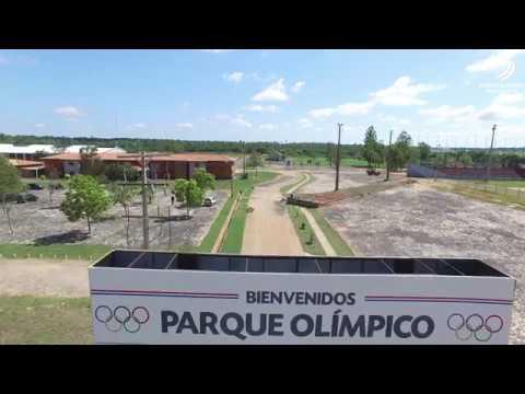 Parque Olímpico - Comité Olímpico Paraguayo - YouTube b0b3994e90372