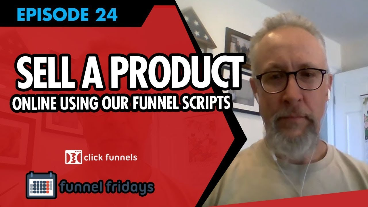 How To Sell A Product Online Using With Funnel Scripts Software