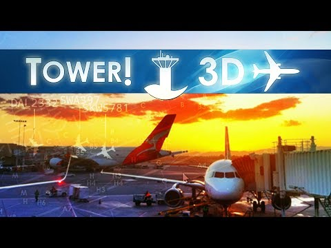 Tower!3D Pro - Rush Hour at LAX!