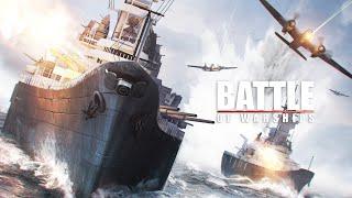 Battle Of Warships Баталея кораблей