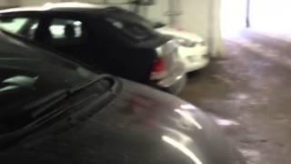 Anti-semitic Vandalism In Garage Of Csl Apt Building