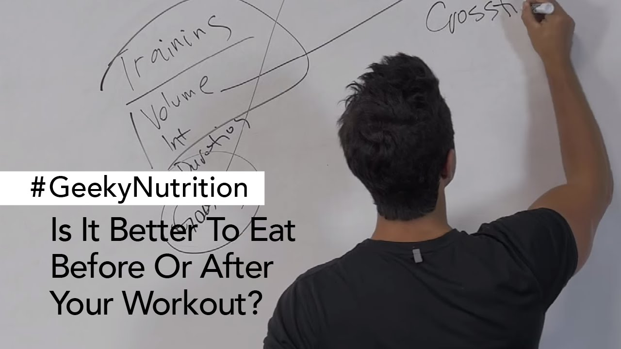 When is it better to eat