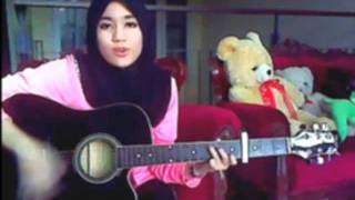 Suasana Di Hari Raya - Anuar & Ellina (Ainan Tasneem Cover)