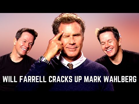 Talking Teenage Daughters, Dating And Shirt-Off With Mark Wahlberg And Will Ferrell