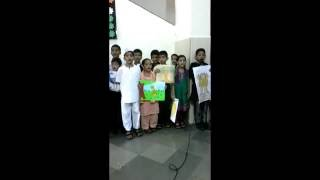 Rashtra geet / National Anthem of India -JANA GANA MANA