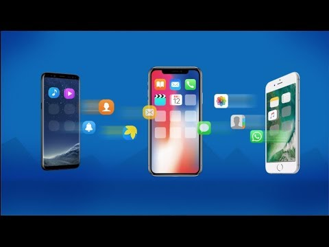 How To Transfer Contacts, Text Messages, Data, Photos From Android To IPhone