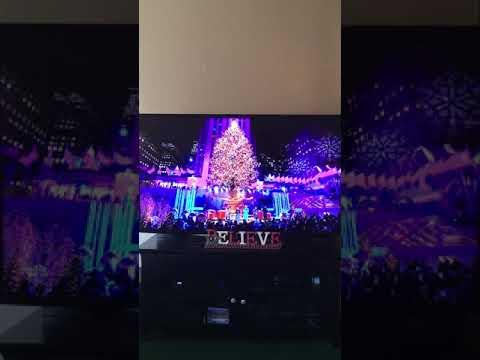 Pentatonix Rockefeller Christmas Tree Lighting 2021