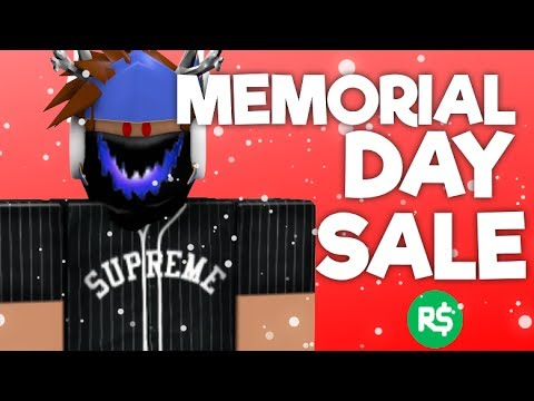 [ROBUX] MEMORIAL DAY 2017! HOW TO PROFIT!