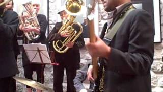 Bling Bling Brass Band - Java Martienne